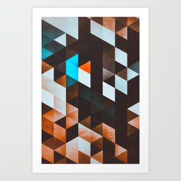 ydd_yvyn Art Print