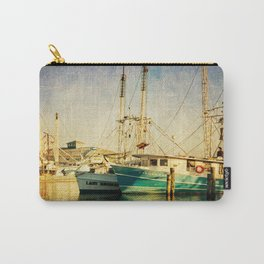 Pass Christian Harbor Carry-All Pouch