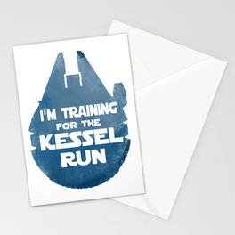 Kessel Run Stationery Cards