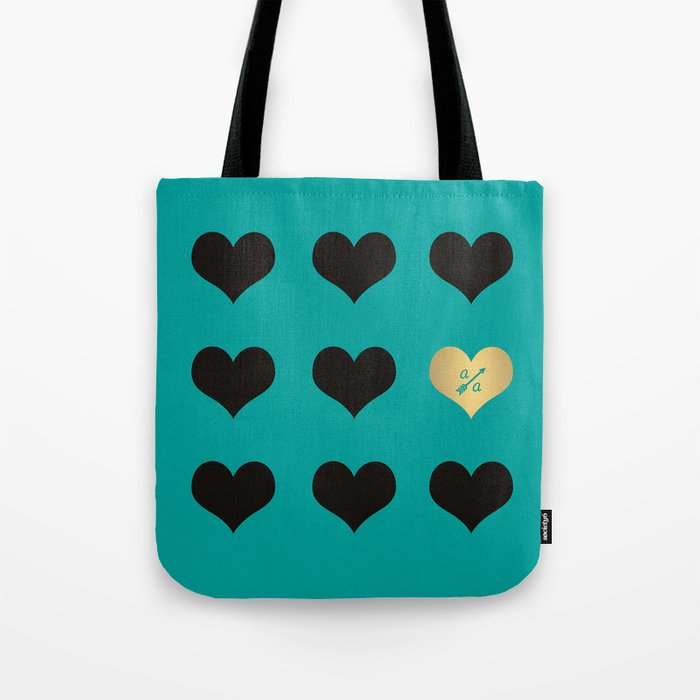 Pattern Ally A Tote Bag