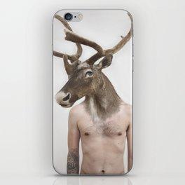 Therianthrope - Caribou iPhone Skin