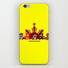 8-bit Andres Bonifacio 2 iPhone & iPod Skin