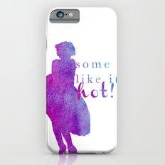 Marilyn Monroe Some Like It Hot! iPhone 6s Slim Case