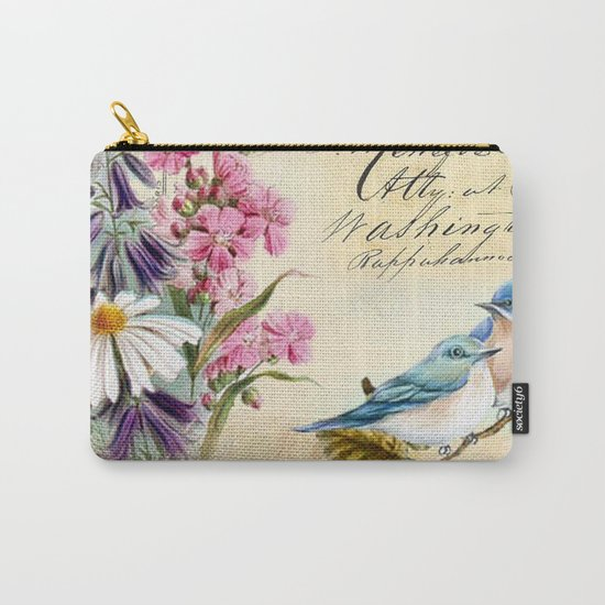 Sweet birds #1 Carry-All Pouch
