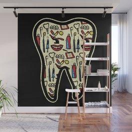 Molar Imagery   Dentistry Wall Mural