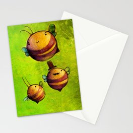 bee unique  Stationery Cards
