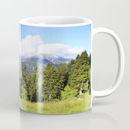 Italian alps Coffee Mug