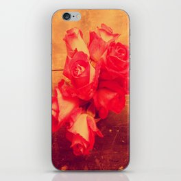 they call me the wild rose iPhone Skin