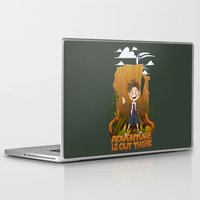 adventure is out there Laptop & iPad Skins featuring Adventure by BlancaJP - Jonna Piltti
