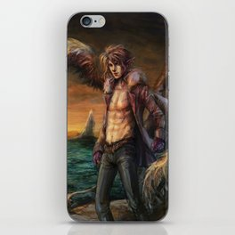 Gryphon iPhone Skin