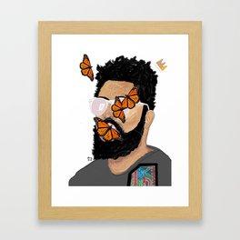 kingman Framed Art Print