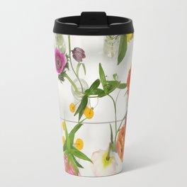 Spring Flowers - JUSTART Travel Mug