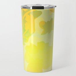 Sassy Sedge - warm colors Travel Mug