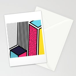NEO MEMPHIS 11 Stationery Cards