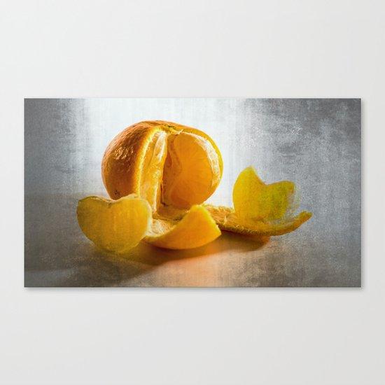 Vitamin Canvas Print