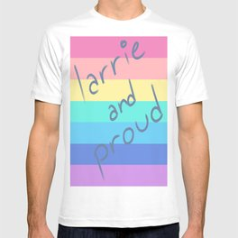 Larrie and proud! T-shirt