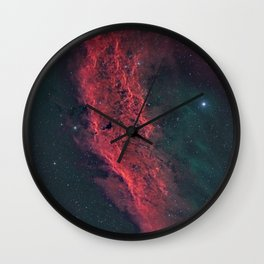 Nebula Wall Clock
