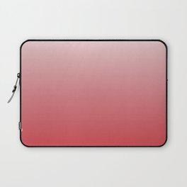 Holly Berry Red Gradient Laptop Sleeve