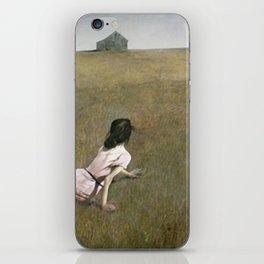 Christina's World - Andrew Wyeth iPhone Skin