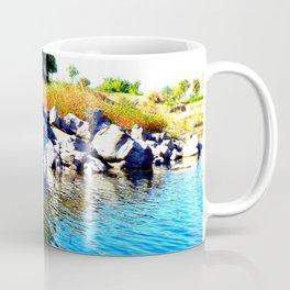 Beautiful Blue Nile River Coffee Mug