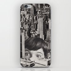 Modern Jungle iPhone & iPod Skin