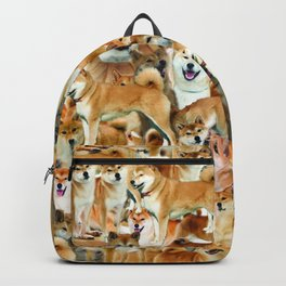 ALL THE DOGGOS Backpack
