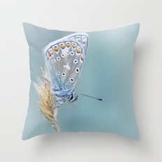 Kind of Blue... Throw Pillow
