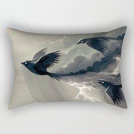 Stormbringers Rectangular Pillow