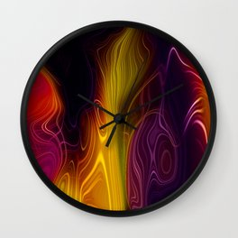 In The Fire Wall Clock