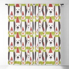 Penguins & Polar Bears (Patterns Please) Blackout Curtain