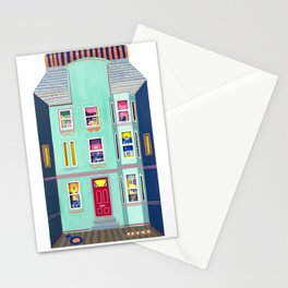 Tenement Life Stationery Cards