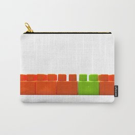 majority or minority Carry-All Pouch