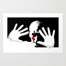 Vengeance Is Mime! Art Print