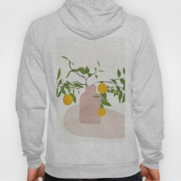 Lemon Branches Hoody