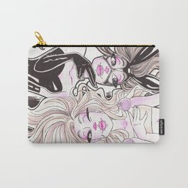 Dangerous Focus Ariana G. version 01 Carry-All Pouch