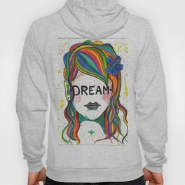 """Words Within: """"Dream"""" Hoody"""