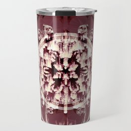 Sequential Baseline Mandala 12i2 Travel Mug