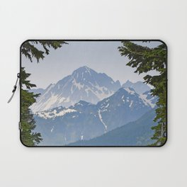 MOUNT LARRABEE FROM HEATHER MEADOWS Laptop Sleeve