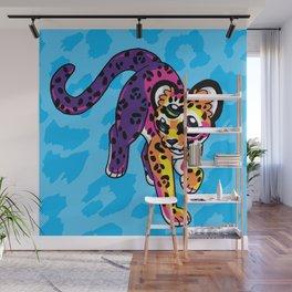 Oracular Leopard Cub Wall Mural