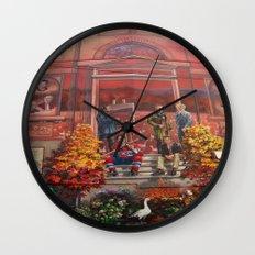 Art à Victoriaville - Très belle #fresque Wall Clock