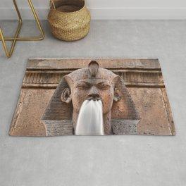 Sphinx Fountain Rug