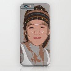 China Girl iPhone 6s Slim Case
