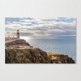 Neist Lighthouse Canvas Print