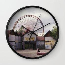 Sleeping Giant Wall Clock