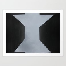 Holocaust Memorial, Berlin #2 Art Print