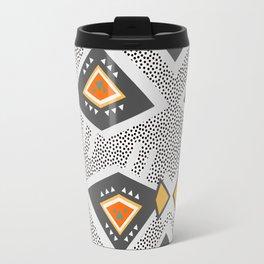 Dotted ethnic pattern Travel Mug