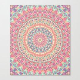 Mandala 557 Canvas Print