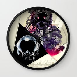 STEALTH: PILOTS Wall Clock