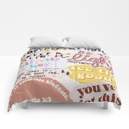 Pink Mood Comforters
