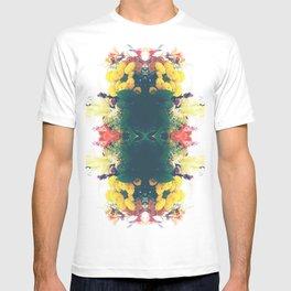 Summer Bouquet Psychedelia 2012 T-shirt